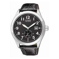 Buy Citizen Gents Eco Drive Strap Watch BV1060-07E online