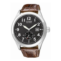 Buy Citizen Gents Eco Drive Strap Watch BV1060-15E online