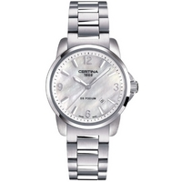 Buy Certina Ladies Podium Mother Of Pearl Watch C0012101111700 online