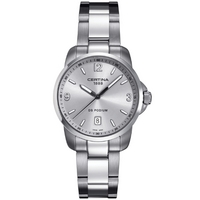 Buy Certina Gents Silver Tone Bracelet Watch C0014101103700 online