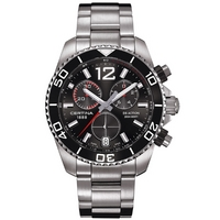Buy Certina Gents Bracelet Chronograph Watch C0134171105700 online