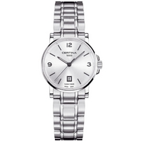 Buy Certina Ladies Silver Tone Bracelet Watch C0172101103700 online
