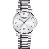 Buy Certina Gents Silver Tone Bracelet Watch C0174101103700 online