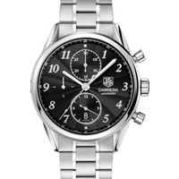 Buy TAG Heuer Gents Automatic Chrono Carrera CAS2110.BA0730 online