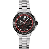 Buy TAG Heuer F1 Chronograph Watch CAU1116.BA0858 online
