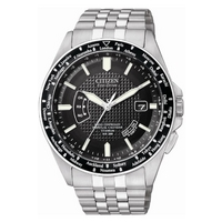 Buy Citizen World Perpetual A-T Titanium Watch CB0030-56E online