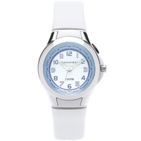Buy Cannibal Kids Girls White Resin Strap Watch CK212-09 online