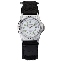 Buy Cannibal Ladies Black Material Strap Watch CL031-01 online