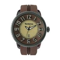 Buy Tendence Unisex Gulliver Slim Rubber Strap Watch CZ78.04TE online