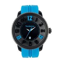 Buy Tendence Unisex Gulliver Round Rubber Strap Watch CZ83.04TE online