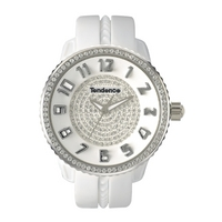 Buy Tendence Unisex Gulliver Medium Rubber Strap Watch DA05.04TE online