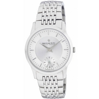 Buy Dreyfuss Gents Silver Tone Bracelet Watch DGB00001-02 online