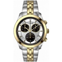 Buy Dreyfuss Gents Silver Tone Bracelet Chronograph Watch DGB00063-06 online