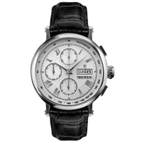 Buy Dreyfuss Gents Automatic Leather Strap Chronograph Watch DGS00050-21 online
