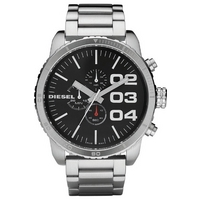 Buy Diesel Gents Black Steel Franchise Watch DZ4209 online