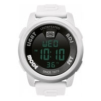 Buy Marc Ecko Gents 20-20 White Rubber Strap Chronograph Watch E07503G2 online