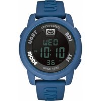 Buy Marc Ecko Gents 20-20 Blue Rubber Strap Chronograph Watch E07503G3 online
