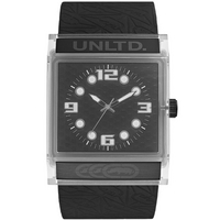 Buy Marc Ecko Gents Zero G Black Rubber Strap Watch E08513G6 online