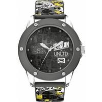 Buy Marc Ecko Gents Rubber Patterned Strap Watch E09530G1 online