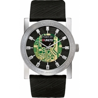 Buy Marc Ecko Mens Black Rubber Strap Watch E10041G1 online