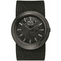Buy Marc Ecko Gents Eero Black Rubber Strap Watch E11534G2 online