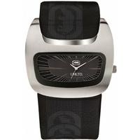 Buy Marc Ecko Mens Black Rubber Strap Black Dial Watch E15090G1 online