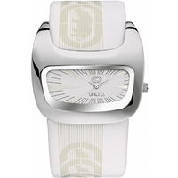 Buy Marc Ecko Mens White Rubber Strap White Dial Watch E15090G2 online
