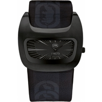 Buy Marc Ecko Mens All Black Rubber Strap Watch E16077G2 online