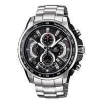 Buy Casio Gents Edifice Bracelet Chronograph Watch EF-560D-1AVEF online