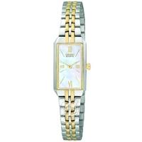 Buy Citizen Ladies Eco-Drive Bracelet Watch EG2694-59D online
