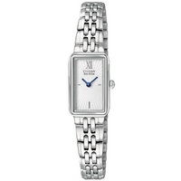 Buy Citizen Ladies Silhouette Stainless Steel Bracelet Watch EG2820-56A online