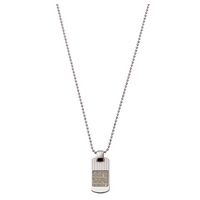 Buy Emporio Armani Gents Fashion Necklace Jewellery EGS1556040 online