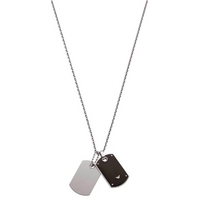 Buy Emporio Armani Gents Fashion Necklace Jewellery EGS1601040 online