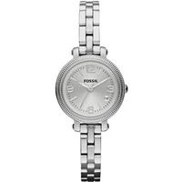 Buy Fossil Ladies Silver Tone Bracelet Watch ES3135 online