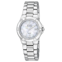 Buy Citizen Ladies Eco-drive 180 Watch EW1530-58D online