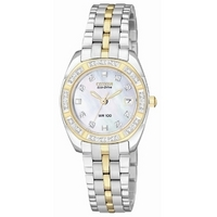 Buy Citizen Ladies Diamond Set Watch EW1594-55D online