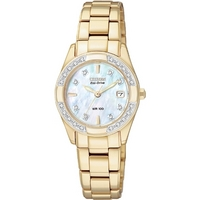 Buy Citizen Ladies Regent Diamond Watch EW1822-52D online