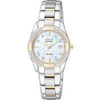 Buy Citizen Ladies Regent Diamond Watch EW1824-57D online