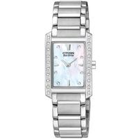Buy Citizen Ladies Palidoro Stainless Steel Bracelet Watch EX1130-50D online