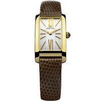 Buy Maurice Lacroix Ladies Brown Leather Strap Watch FA2164-YP011-113 online