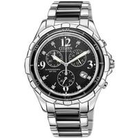Buy Citizen Ladies Ceramic and Steel Bracelet Watch FB1241-53E online