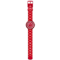 Buy Flik Flak Boys Sola Porpora Red Rubber Strap Watch FCN030 online