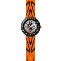 Buy Flik Flak Boys Orange Rubber Strap Watch FCS025 online