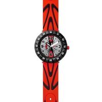 Buy Flik Flak Boys Red Rubber Strap Watch FCS027 online