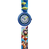 Buy Flik Flak Childrens Toy Story Strap Watch FLN052 online