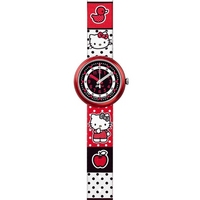 Buy Flik Flak Girls Hello Kitty & Pencil Case Watch FLN058 online