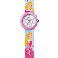Buy Flik Flak Girls Colourful Sleeping Beauty Resin Strap Watch FLS023 online