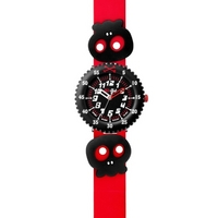 Buy Flik Flak Boys Skully Bones Red Watch FPS040 online