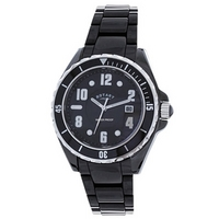 Buy Rotary Gents Ceramique Strap Watch GB00333-19 online