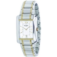Buy Rotary Gents 2 Tone Watch GB02371-01 online